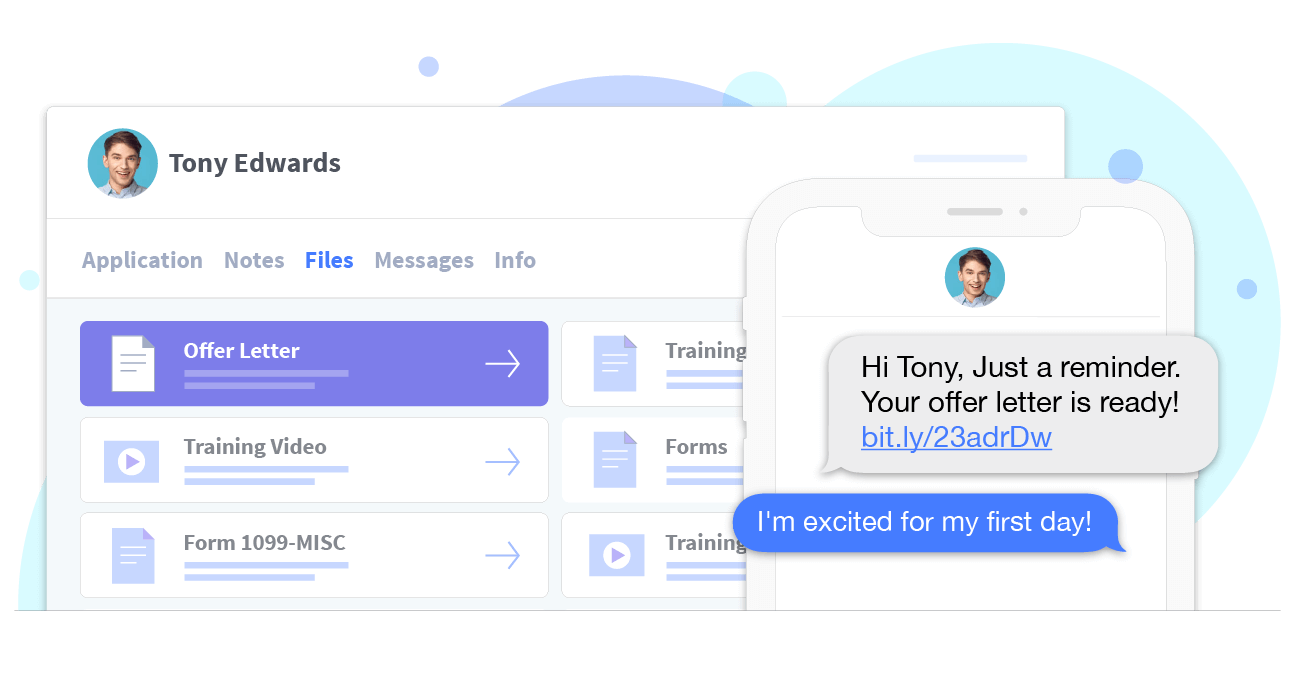 applicant Onboarding